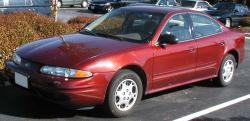 Amazing Details about the Oldsmobile Alero