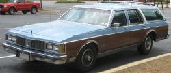 Oldsmobile Custom Cruiser: Station wagons for comfort and dependability