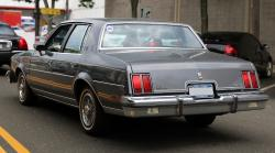 Ride with classic style by owing Oldsmobile Cutlass Supreme
