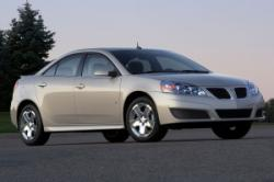 Extraordinary Safety Features Of Pontiac G6