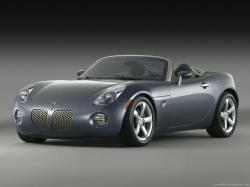 Know the Advanced Features of Pontiac Solstice Iconic Model