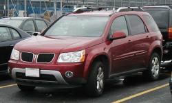 Fully Customized Pontiac Torrent to Have Sophisticated Driving Experience