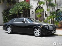 all of the luxuries of the glamorous life with Rolls-Royce Phantom Coupe