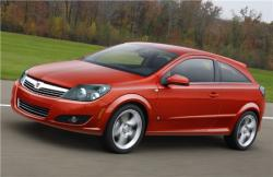 Some Design Specifications of Saturn Astra