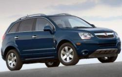 Enjoy Amusing Driving via 2008 Saturn VUE