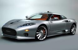 2008 Spyker C8 Alieron, gorgeous and refined