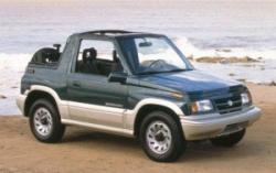 A perfectly built sturdy Suzuki Sidekick to accomplish its riders with great experiences