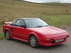 Three reincarnations of Toyota MR2