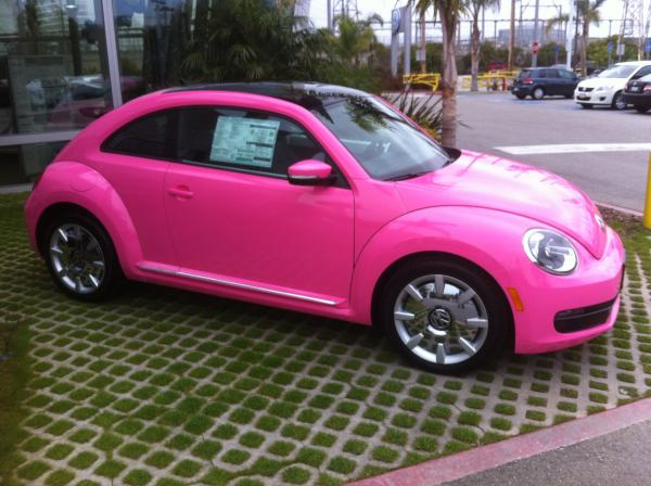 Avail a Spectacular Driving Experience with Volkswagen New Beetle