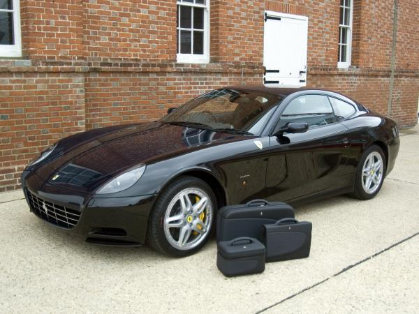 Cars And The Movies You've Seen Them In: Ferrari 612 Scaglietti