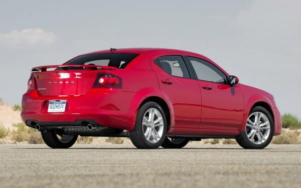 Dodge Avenger:  A Rude Awakening for Sleeping Cars