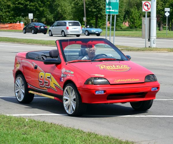Dream of Driving like Lightning McQueen? Check surprising benefits Of Geo Metro