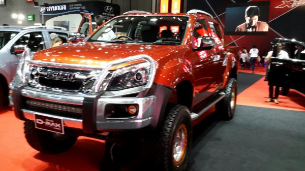 fuel efficiency and affordability? The right answer is Isuzu Pickup Vehicle!