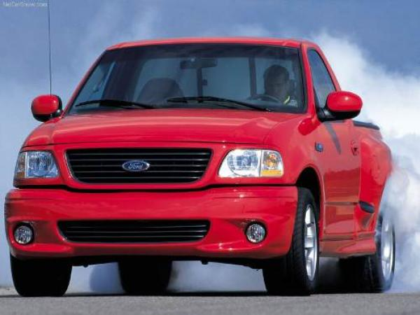 Get The High Engine Performance Ford F-150 SVT Lightning For Load Limiting