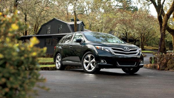 Improvements Added Into 2015 Version of Toyota Venza Offering Exhilarating Performance