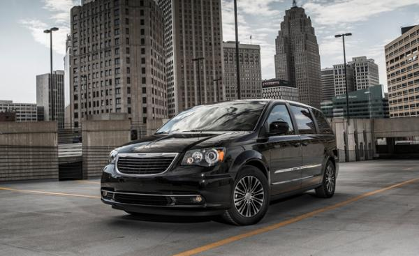 List Of Breaking Amenities In The Chrysler Town and Country