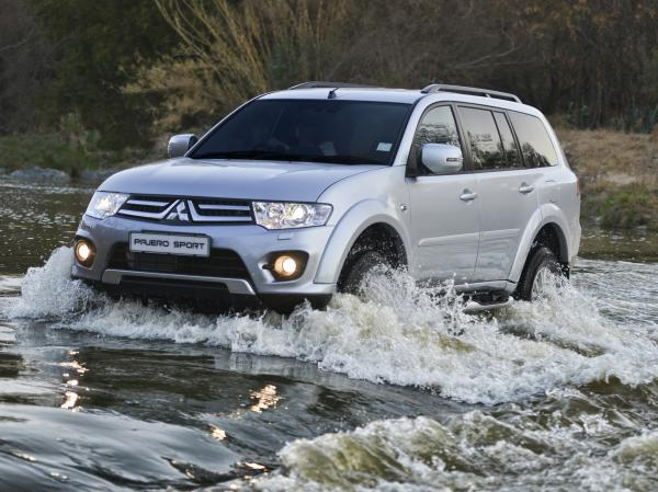 Mitsubishi Montero, A Featute Packed Bold New SUV From Mitsubishi