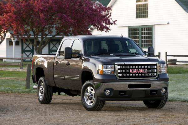 Obtain Newly Developed GMC Sierra 2500HD Classic to Have Comfortable Ride