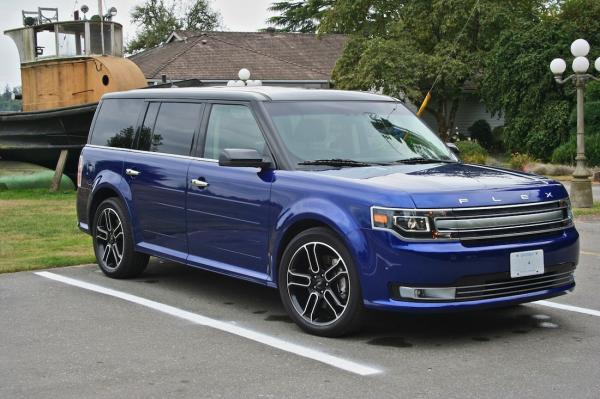 The Advance Safety System In The Ford Flex