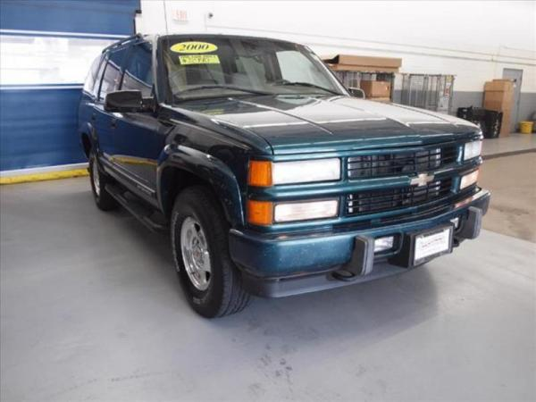 Use Chevrolet Tahoe Limited/Z71 to Save Your Money